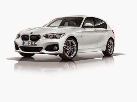 Current model BMW 1 Series