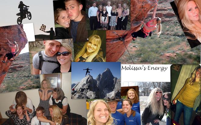 Melissa's Energy