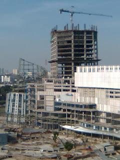 Proyek Konstruksi Gedung