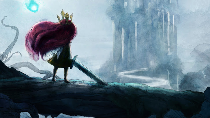 Child of Light Princess Aurora