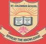 St Columba's School Delhi Logo