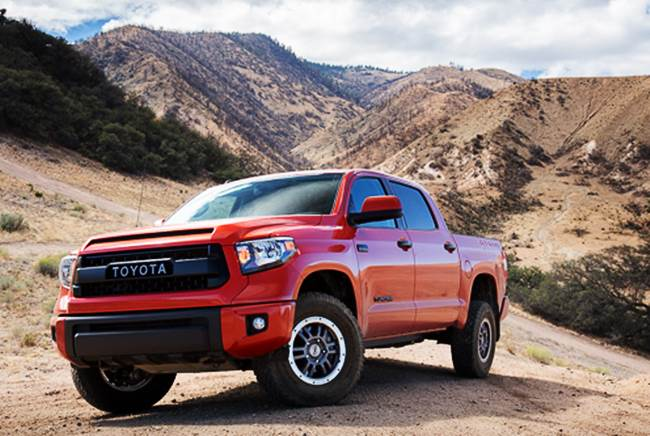 Wonderful 2016 4x4 Challenge Ram Rebel Vs Toyota Tundra TRD Pro