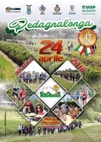 LA PEDAGNALONGA 2016