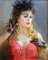 Υπέροχα πορτρέτα γυναικών από την Konstantin Razumov