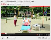 "Kaget. sekaligus terbahakbahak pertama kali tau tentang fenomena ""Gangnam ."