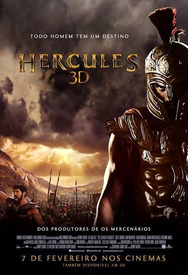 Hércules (The Legend of Hercules) Torrent Dual Audio (2014)