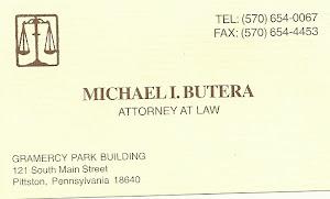 Michael I Butera