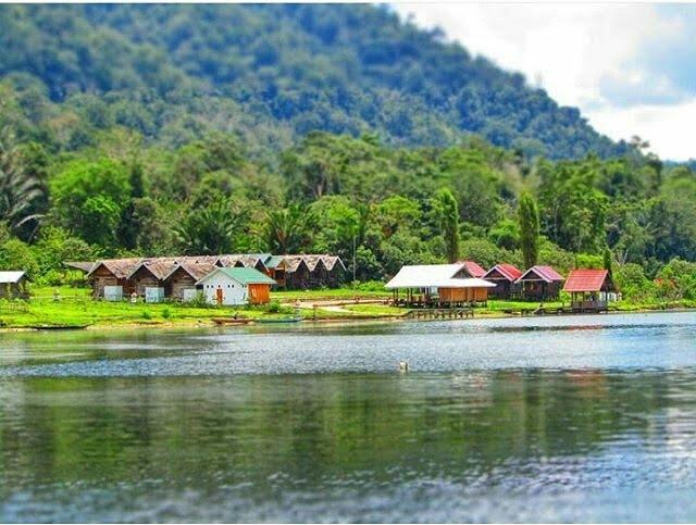 Objek Wisata Sulawesi Tengah Danau Lindu