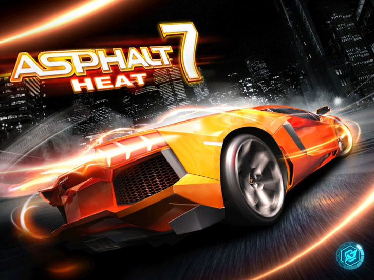 Asphalt 7: Heat Free App Game By Gameloft