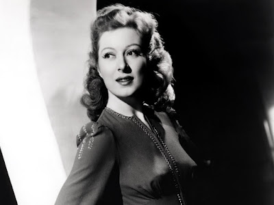 Greer Garson Lovely Wallpaper