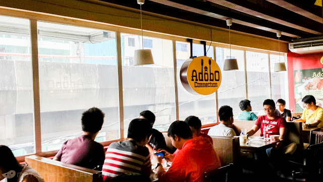 Adobo Connection in Archer's Place, Taft