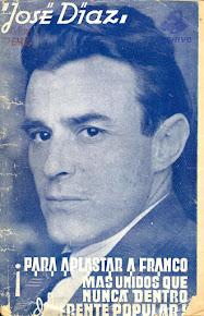 Discursos para la Unidad Popular 1935-1936 de José Díaz