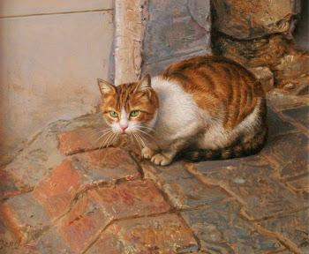 Cuadros de Gatos