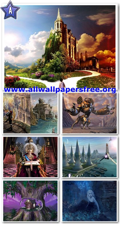 100 Amazing Fantasy Wallpapers 1280 X 1024 [Set 12]
