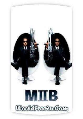 Poster Of Men in Black 2 2002 In Hindi Bluray 720P Free Download