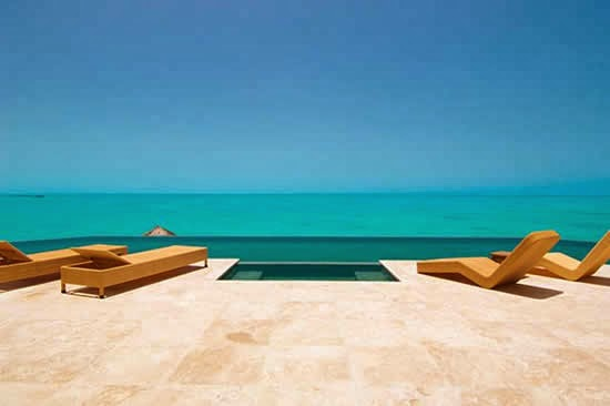 Villa-Balinese-Turks-and-Caicos-Carribean-Infinity-Pool
