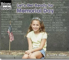 bookcover of Let's Get Ready for Memorial Day(Welcome Books: Celebrations)by Lloyd G. Douglas