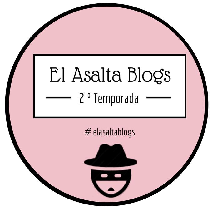 """Participante del reto """"Asalta blogs"""""""