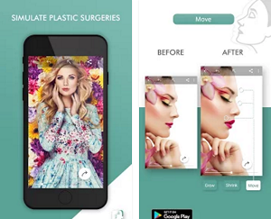 Android App of the Month - Plastic Surgery App