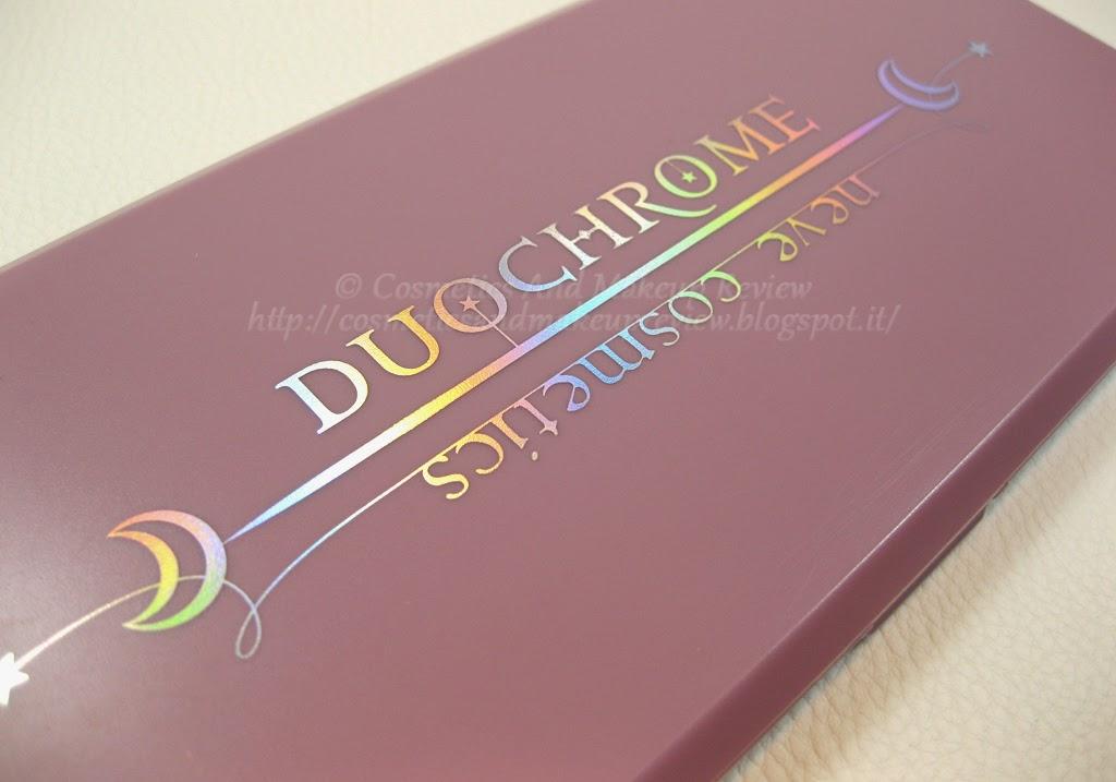 Neve Cosmetics - Palette Duochrome (2014) - Gli Arcobaleni