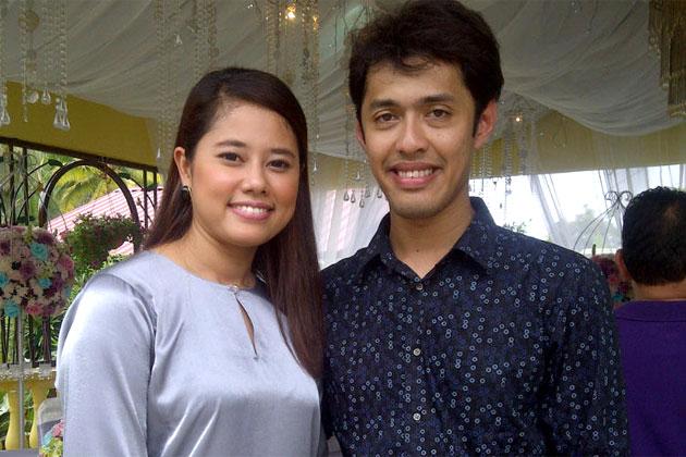 Gambar Farhan Azizan AF4 Bersama Bakal Suami