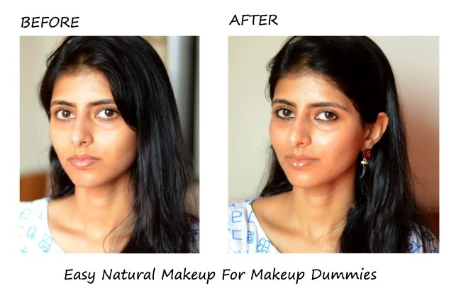 everyday makeup for dummies
