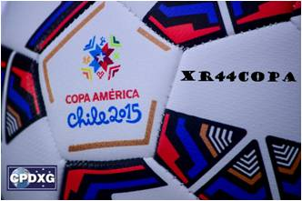 XR44COPA, Copa America