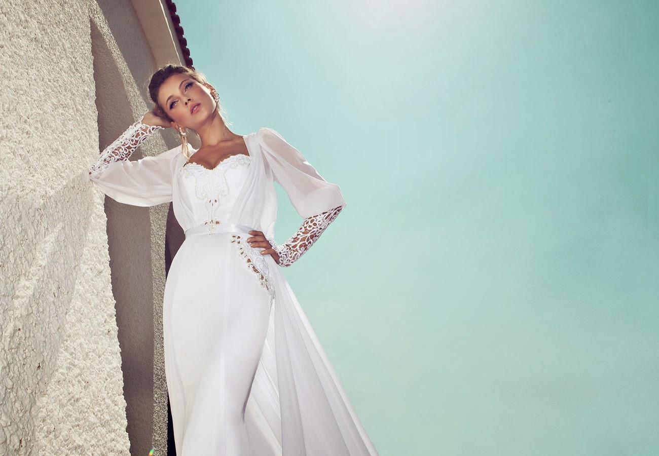 Julie Vino Bridal Collection Winter 2014 - Fashion Trends