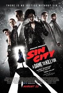 Baixar Filme - Sin City: A Dama Fatal Legendado - Torrent