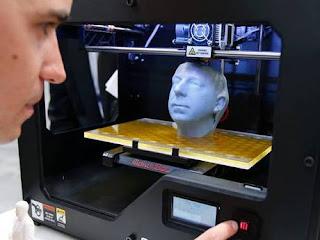 Jenis Printer 3dimensi yang berkembang