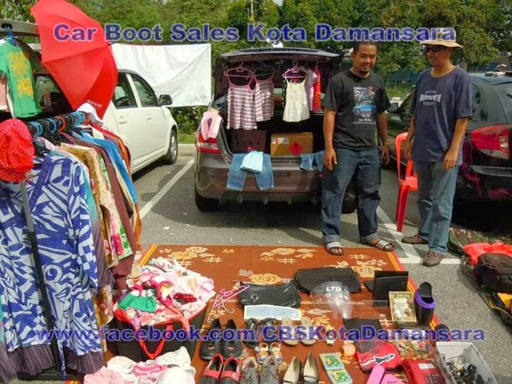Car Boot Sales Kota Damansara