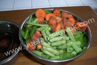 bahan green smoothie