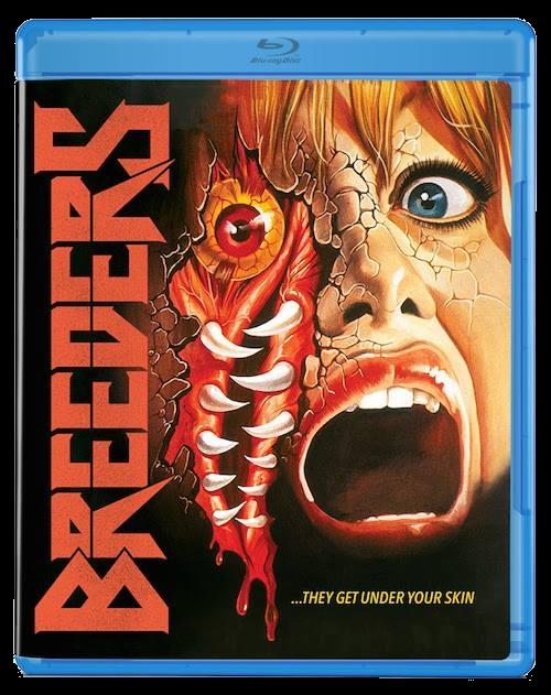 Breeders 1986 Blu-ray Olive Films
