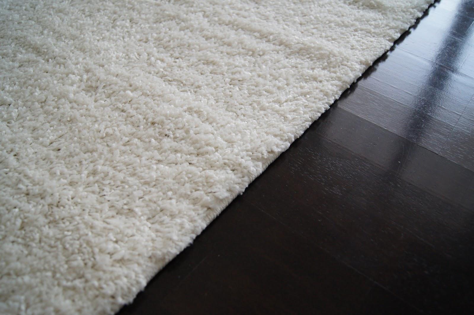 Hvitt gulvteppe – Laminatgulv billig