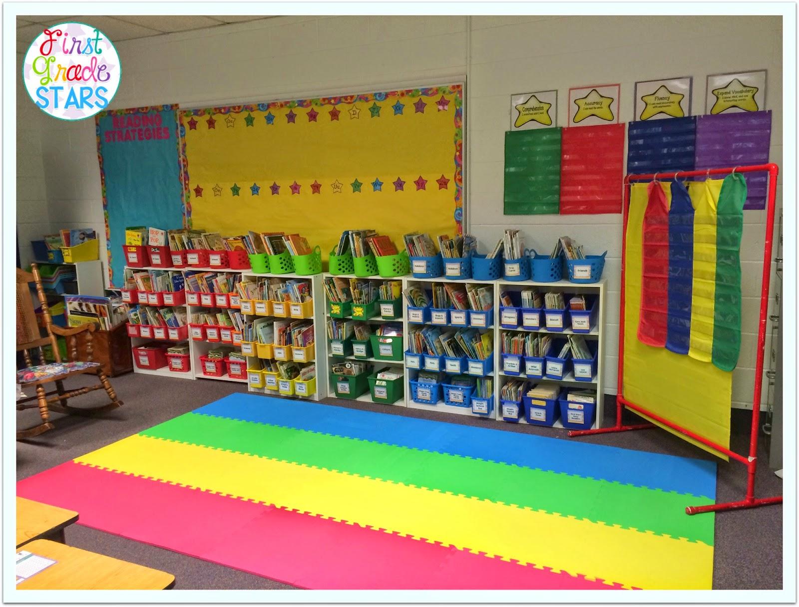 Classroom Setup Ideas For First Grade ~ First grade stars worksheets don t grow dendrites book