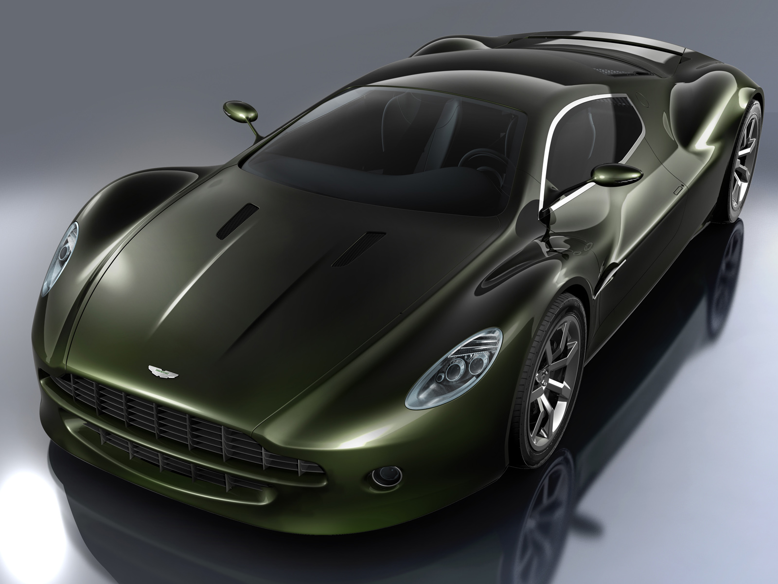 Aston Martin Concept     by sabaman Cool Car Wallpapers Aston Martin
