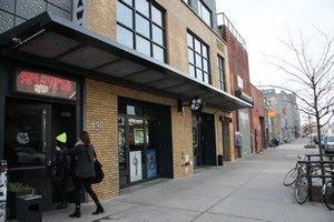 Le Nitehawk Cinema, New York