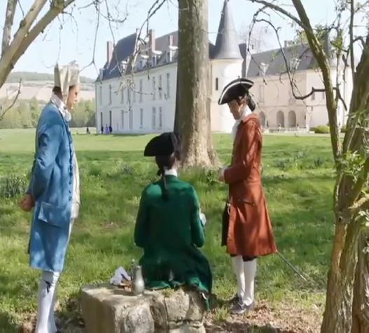 Actualit s du ch teau de cond a cond cet t for Traversee du miroir