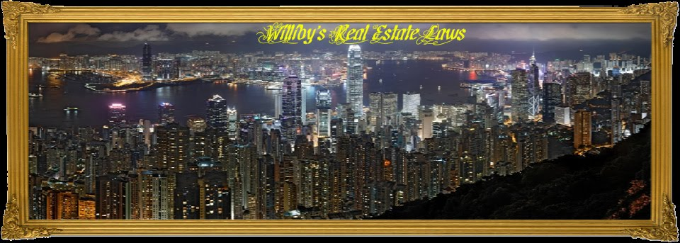 Williby's Real Estate Laws
