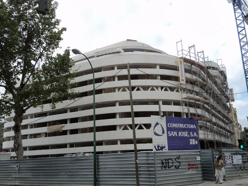 Nueva arquitectura en sevilla hospital quir n manuel siurot - Arquitectura sevilla ...
