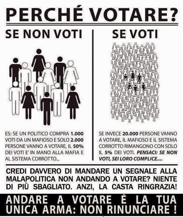 Movimento 5 stelle citt della pieve il non voto non esiste for Chi vota i deputati