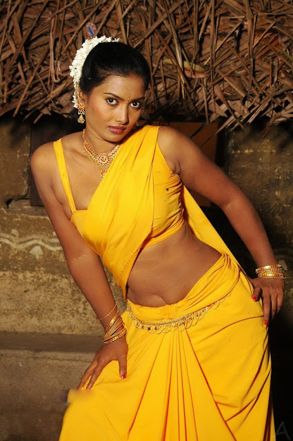 hot aunty in saree pics
