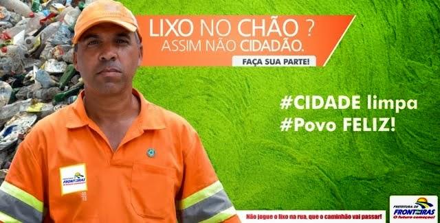 Campanha Cidade Limpa