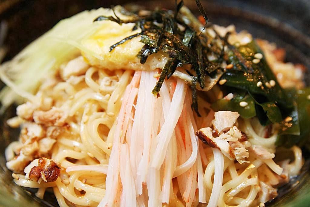 Hiyashi Chuka Ramen Yumi Japanese Restaurant Greenhills