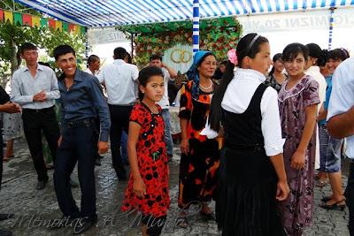Boda en Uzbekistan