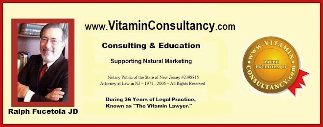 Vitamin Consultancy Health Freedom Blog