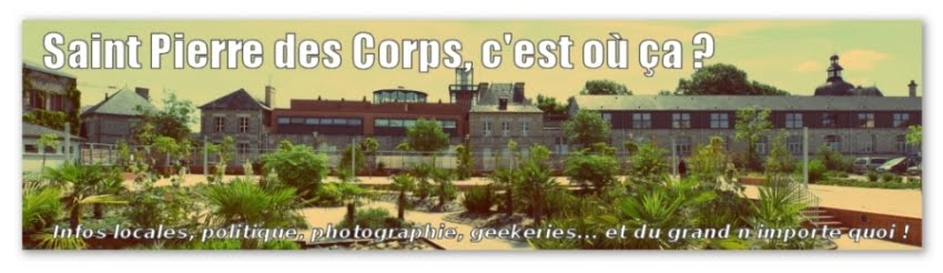 Saint Pierre des Corps, c&#39;est o a ?