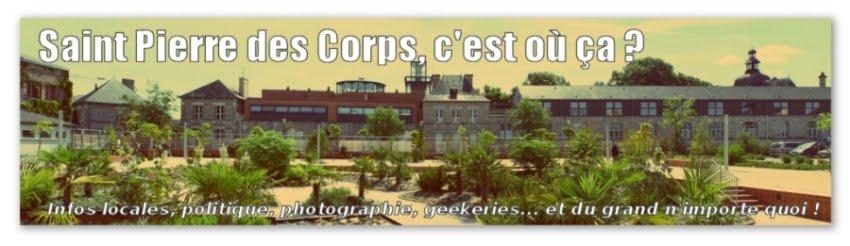 Saint Pierre des Corps, c'est où ça ?