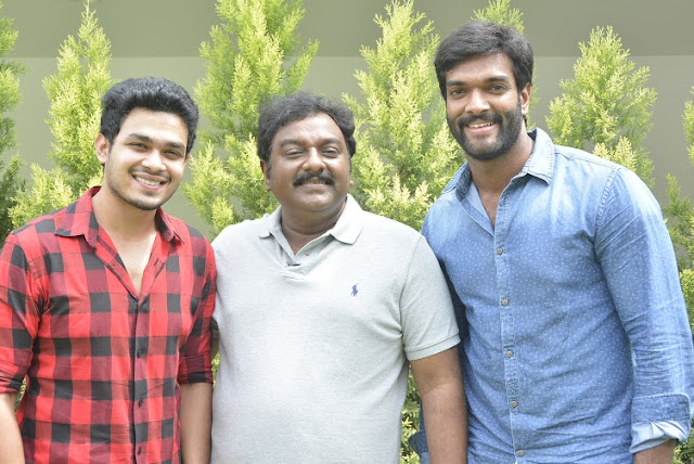 VVVinayak appreciated Naga Anvesh