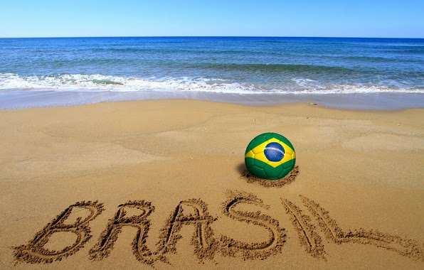 World Cup 2014 - Football, baby!
